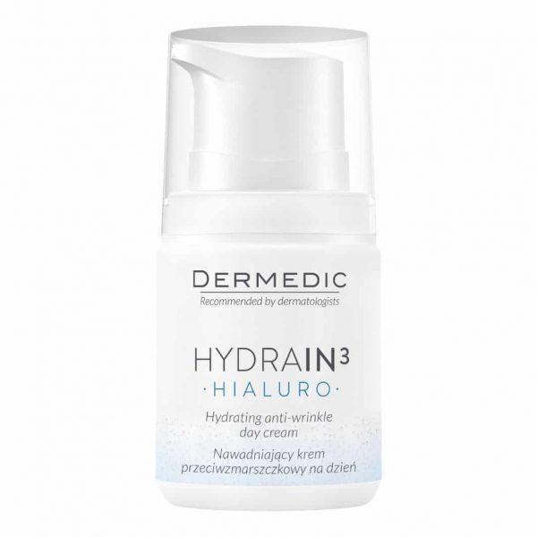 Hydrain Hidratáló ránctalanító nappali krém