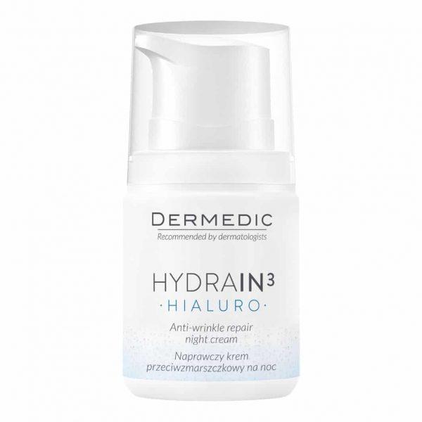 Hydrain Hidratáló ránctalanító éjszakai krém