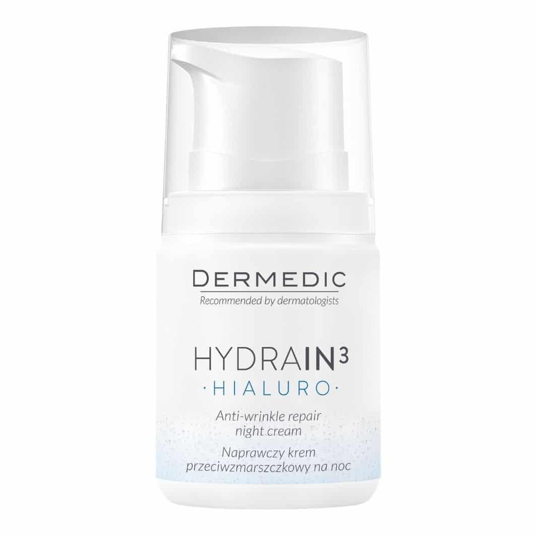 Hydrain³ Hidratáló ránctalanító éjszakai krém..