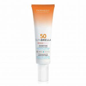 Sunbrella Könnyed, színezett napfényvédő BB arckrém SPF 50