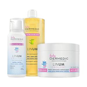 Dermedic-Linum-Emolient-Baby