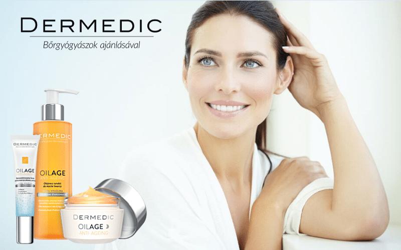 Dermedic – a világszerte közkedvelt dermokozmetikum Magyarországon!