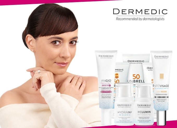 Dermedic fényvédő arckrémek