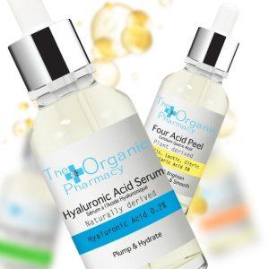The Organic Pharmacy kozmetikumok